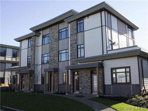 Main Photo: 1202 10230 BOWERBANK Road in SIDNEY: Si Sidney North-East Townhouse for sale (Sidney)  : MLS® # 350449