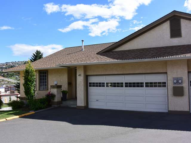 Main Photo: Map location: 43 1750 PACIFIC Way in : Dufferin/Southgate Townhouse for sale (Kamloops)  : MLS®# 129311