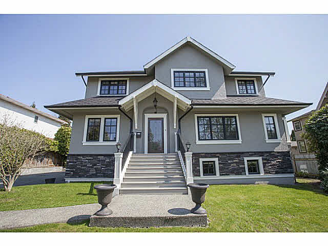 Main Photo: 5998 CYPRESS Street in Vancouver: South Granville House for sale (Vancouver West)  : MLS® # V1143032