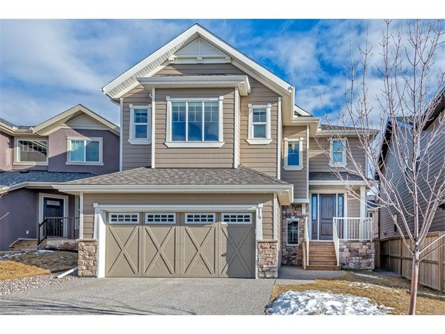 Main Photo: 14 ROCKFORD Road NW in Calgary: Rocky Ridge House for sale : MLS® # C4048682