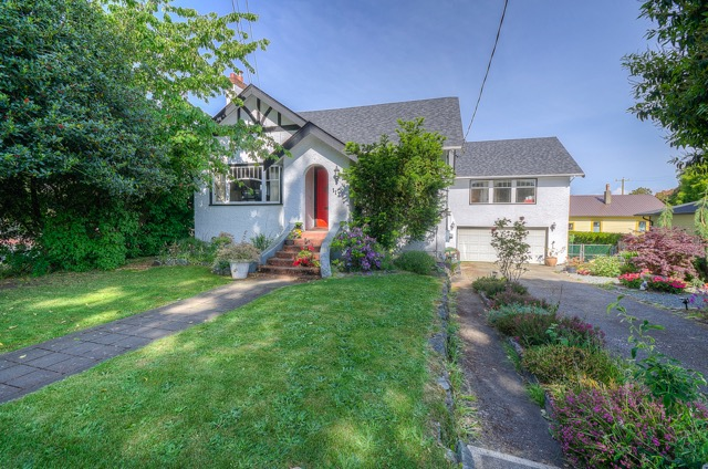 Main Photo: 112 Montreal Street in VICTORIA: Vi James Bay Single Family Detached for sale (Victoria)  : MLS(r) # 365348