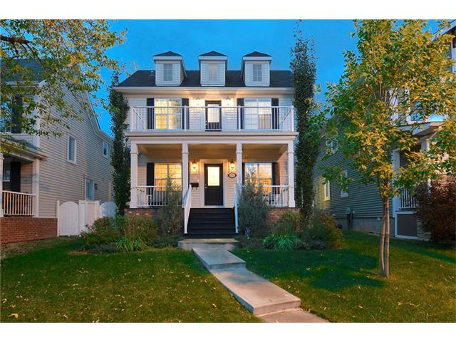 Main Photo: 232 MIKE RALPH Way SW in Calgary: Garrison Green House for sale : MLS® # C4079708