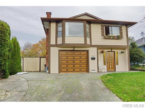 Main Photo: 3117 Alder Street in VICTORIA: Vi Mayfair Single Family Detached for sale (Victoria)  : MLS(r) # 371787
