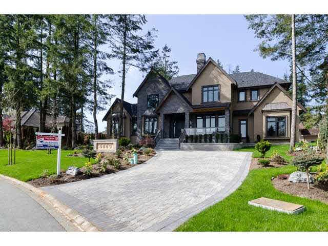 Main Photo: 5889 W KETTLE Crescent in Surrey: Sullivan Station House for sale : MLS® # R2128789