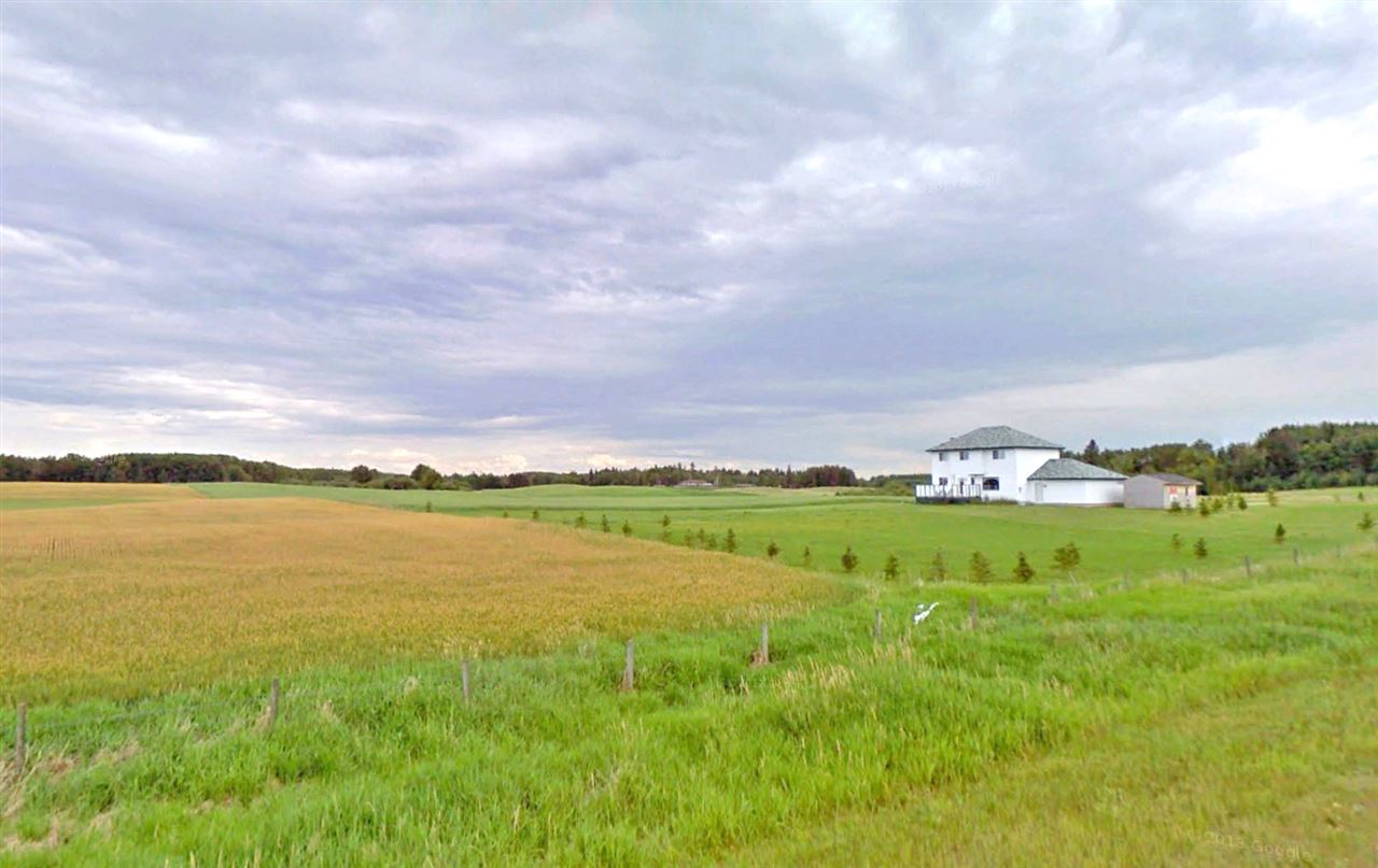 Main Photo: Range Road 271 & Township Rd. 513: Rural Parkland County House for sale : MLS(r) # E4055521