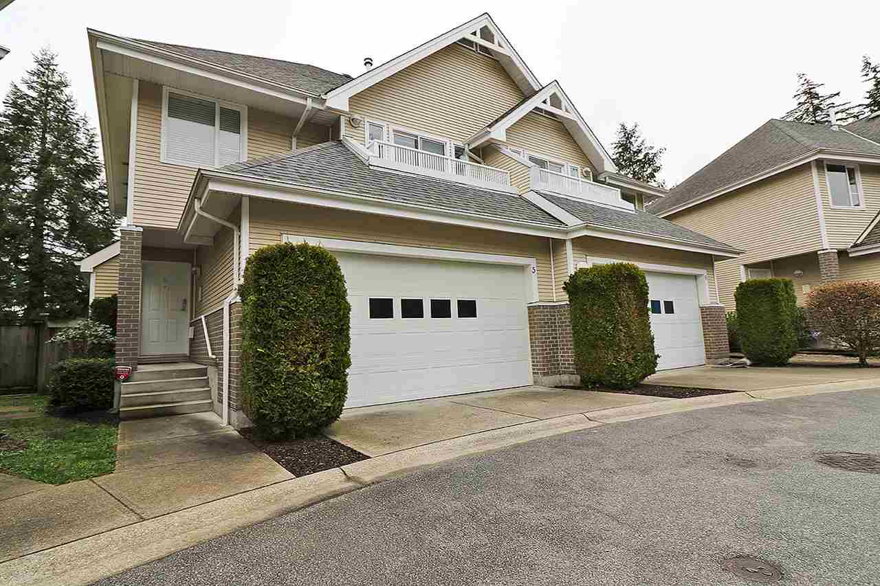 "Main Photo: 5 13918 58 Avenue in Surrey: Panorama Ridge Townhouse for sale in ""ALDER PARK"" : MLS® # R2155360"
