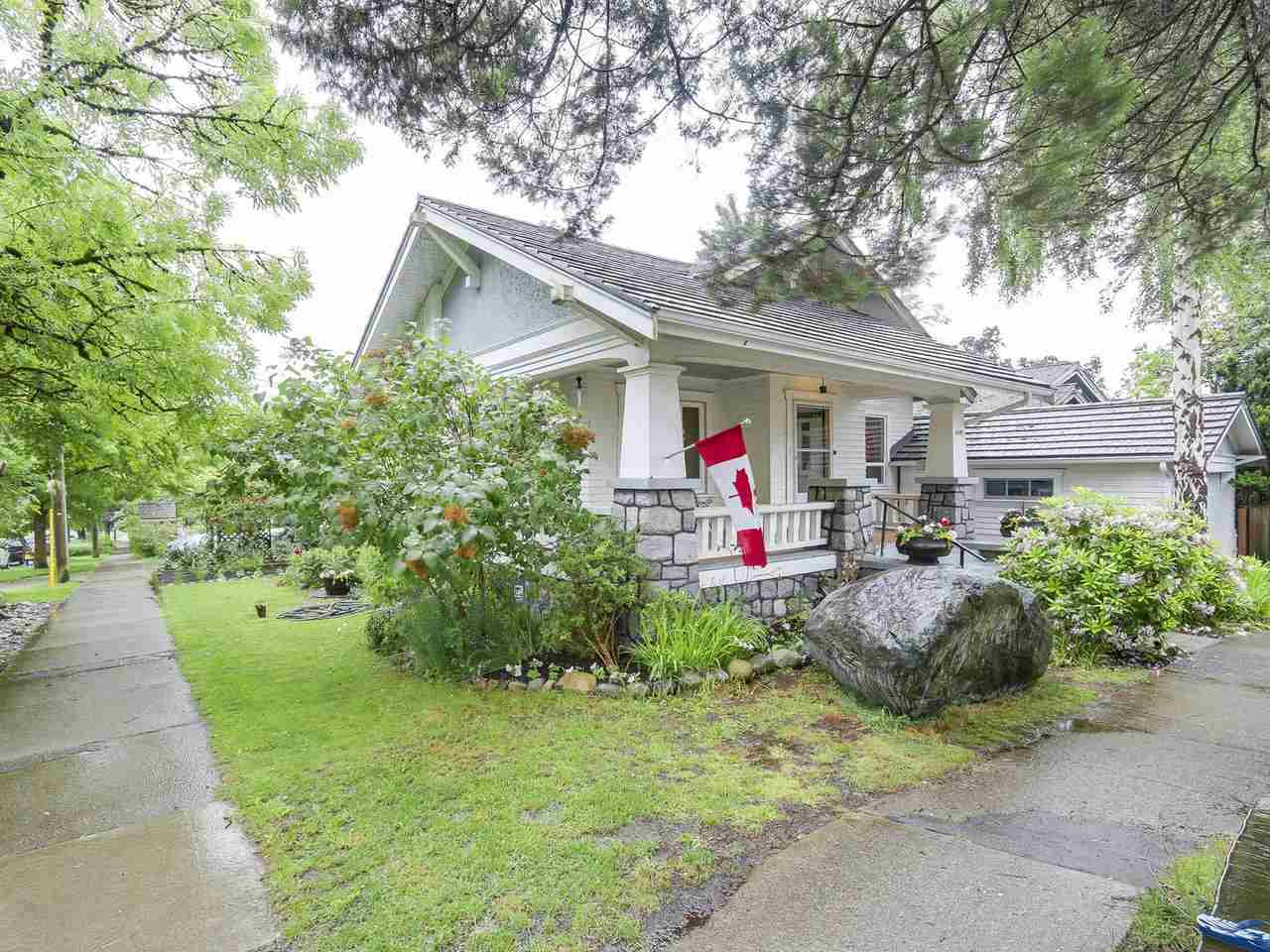 Main Photo: 4691 ST. CATHERINES Street in Vancouver: Fraser VE House for sale (Vancouver East)  : MLS® # R2176507