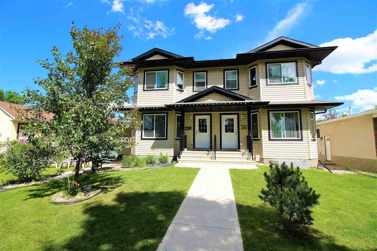 Main Photo: 12023 80 Street in Edmonton: Zone 05 House Half Duplex for sale : MLS® # E4070223