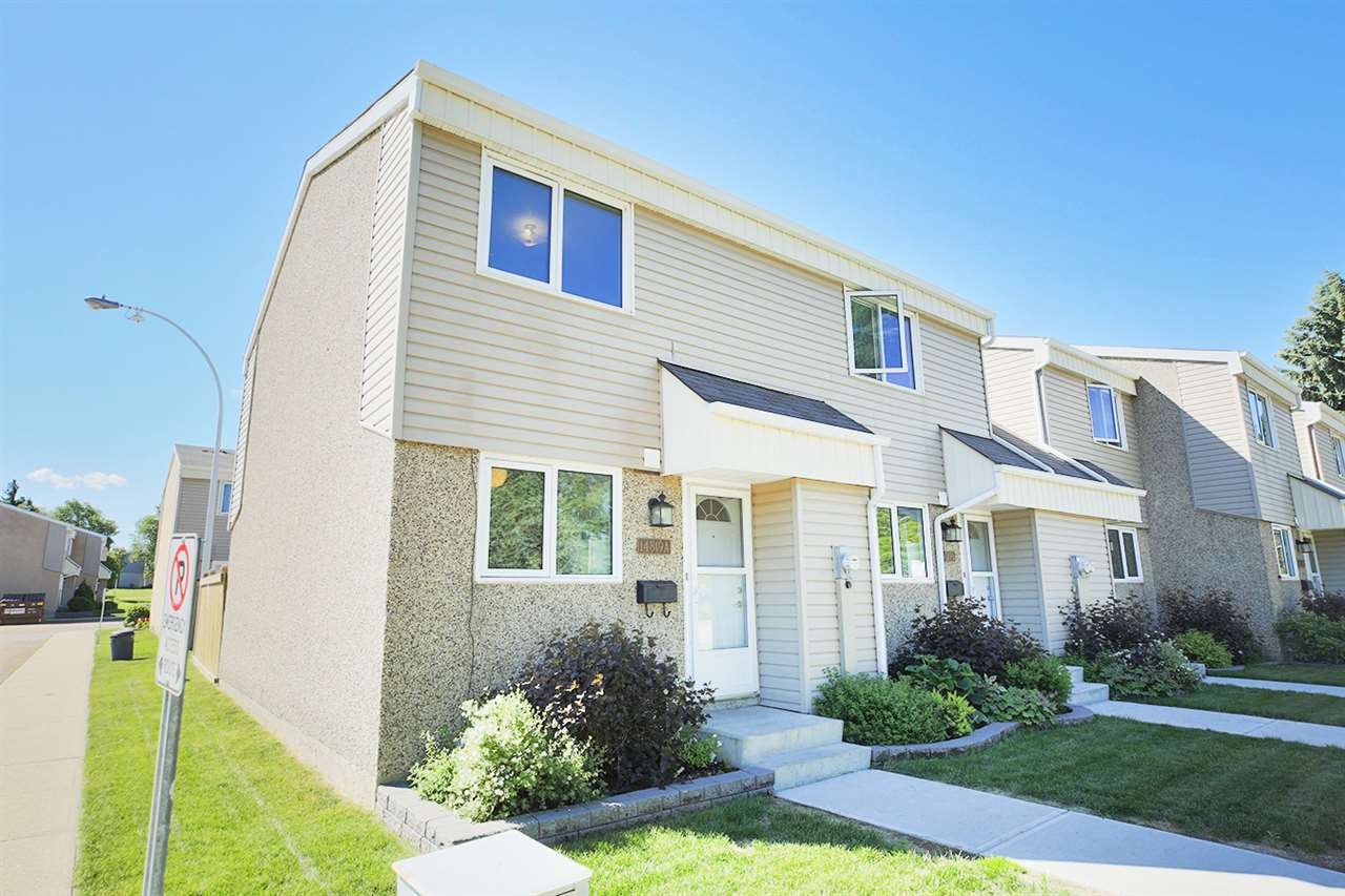 Main Photo: 14819A RIVERBEND Road in Edmonton: Zone 14 Townhouse for sale : MLS(r) # E4070317