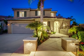 Main Photo: RANCHO BERNARDO House for sale : 4 bedrooms : 17007 Sienna Ridge Drive in San Diego