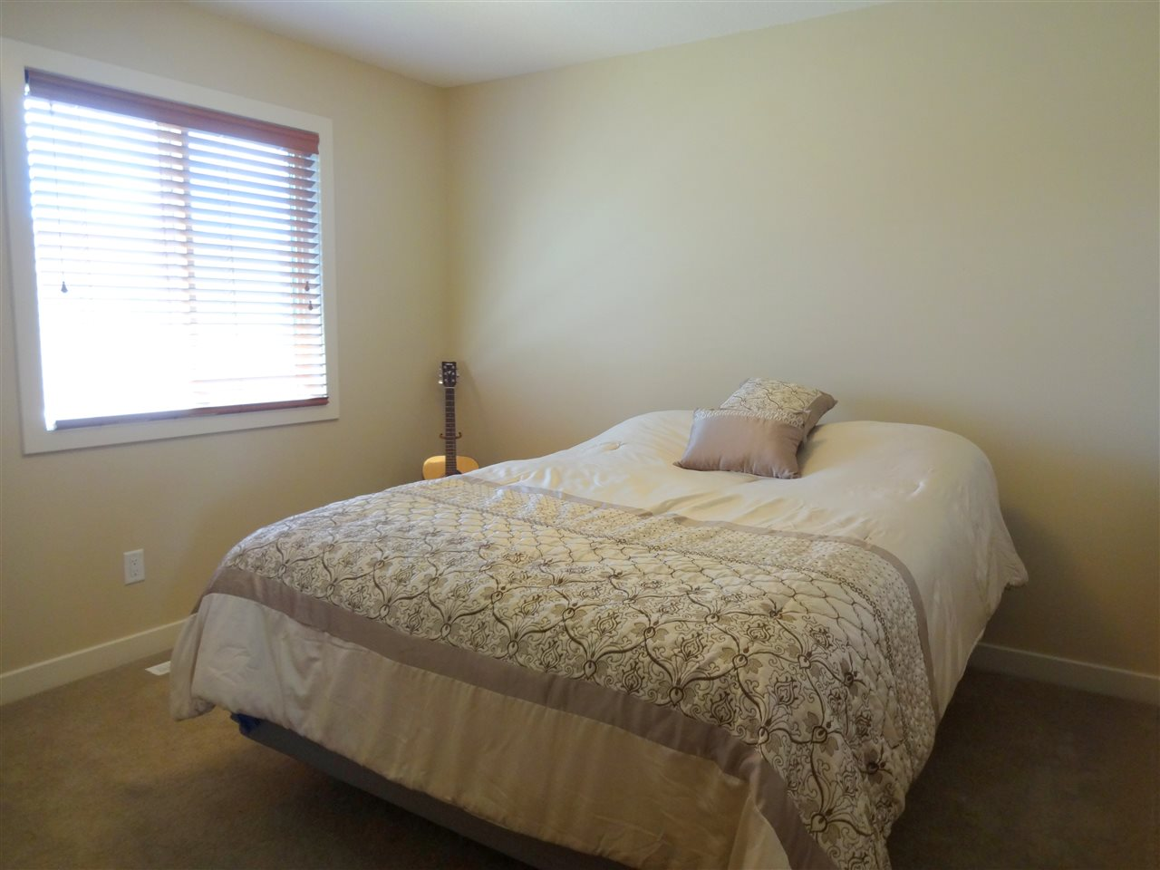 Second Bedroom is a good size with ample room.