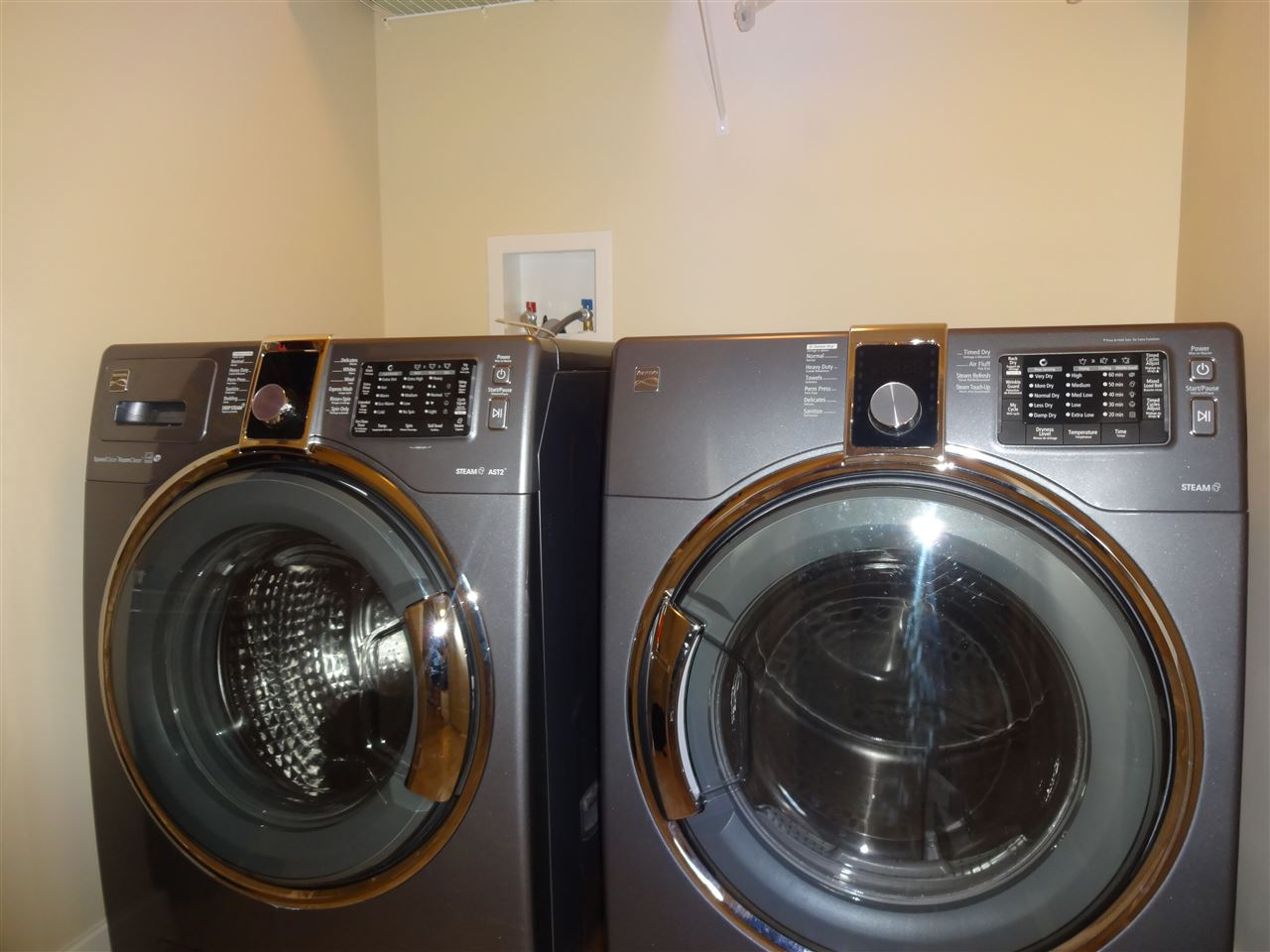 Upper Floor Laundry - Conveniently located on the upper level!