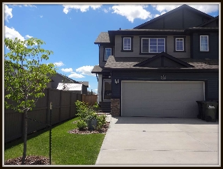 Main Photo: 61 SUNTERRA: Sherwood Park House Half Duplex for sale : MLS(r) # E4070847