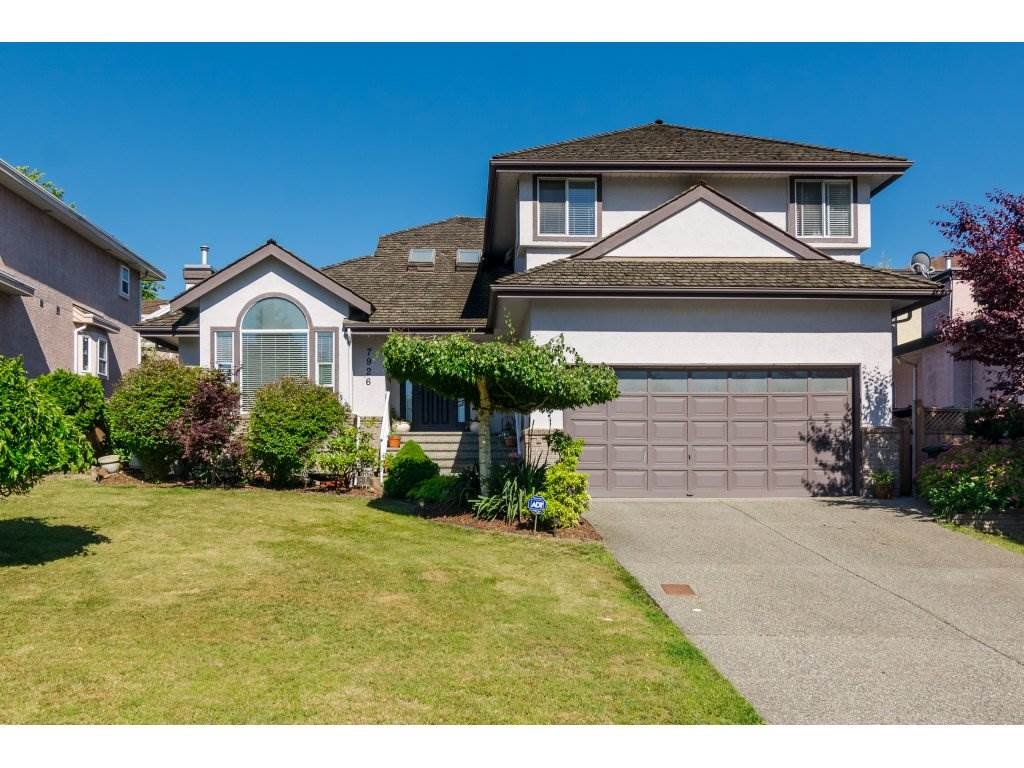 Main Photo: 7926 154 Street in Surrey: Fleetwood Tynehead House for sale : MLS(r) # R2179855
