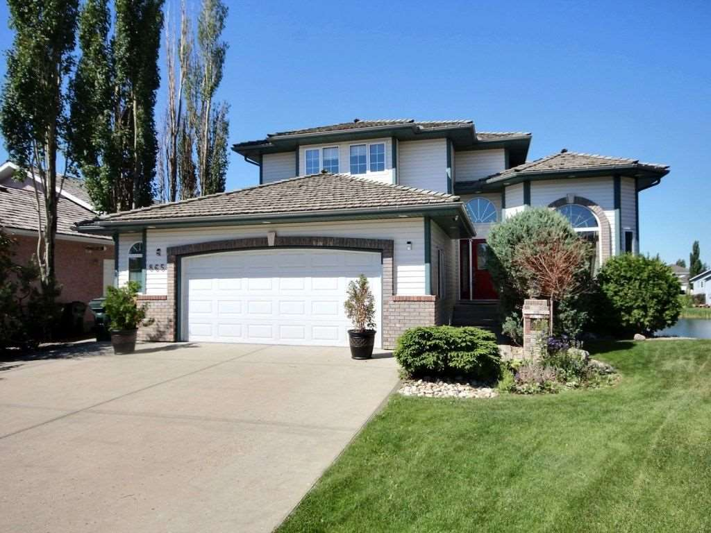 Main Photo: 865 Nottingham Boulevard: Sherwood Park House for sale : MLS® # E4072213