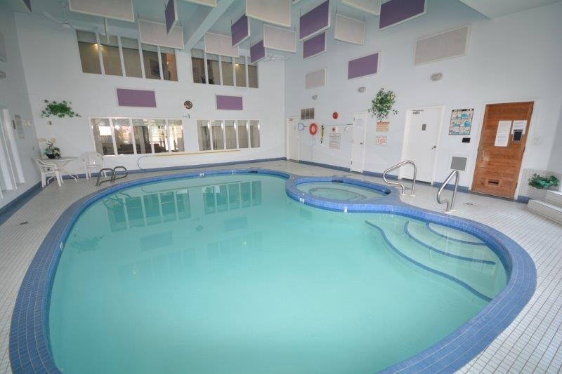 Stay in shape with regular aquasize classes!