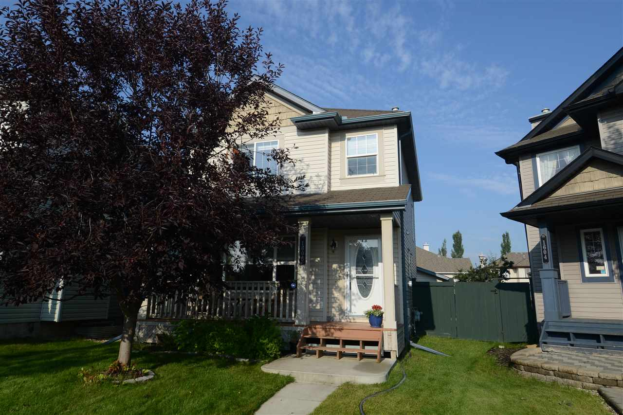 Main Photo: 1606 123 Street in Edmonton: Zone 55 House for sale : MLS® # E4077985