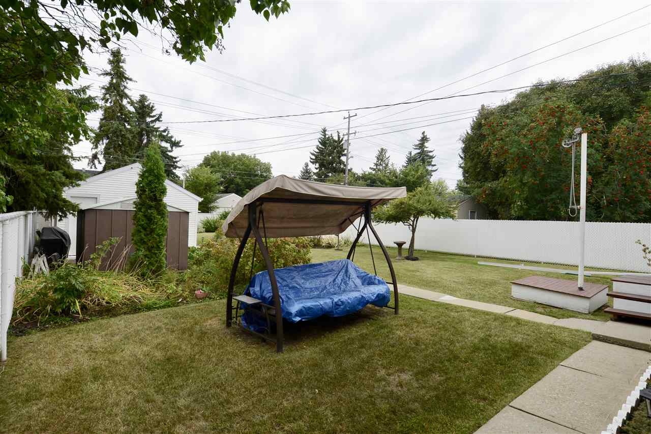 Photo 25: 11607 111 Avenue in Edmonton: Zone 08 House for sale : MLS® # E4081750