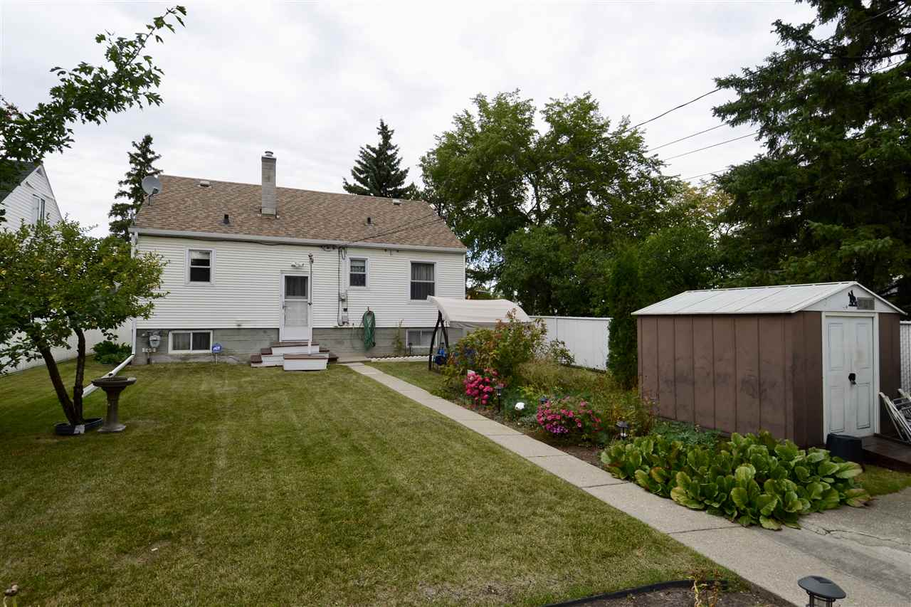 Photo 27: 11607 111 Avenue in Edmonton: Zone 08 House for sale : MLS® # E4081750