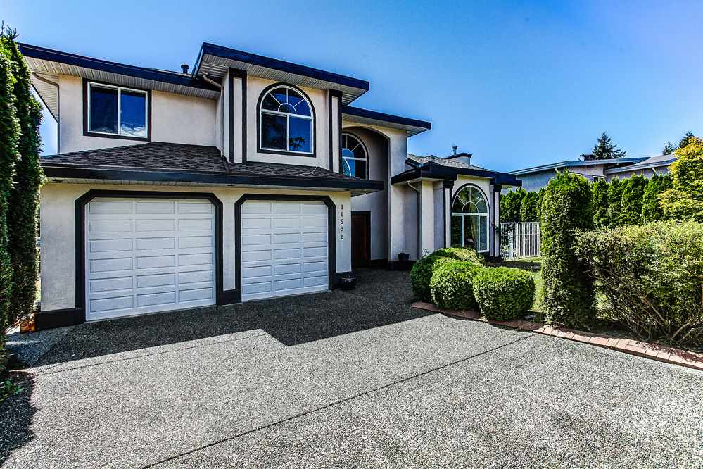 Main Photo: 16538 108 Avenue in Surrey: Fraser Heights House for sale (North Surrey)  : MLS®# R2205520