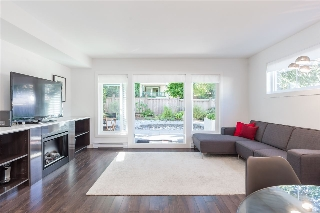 "Main Photo: 7 5655 CHAFFEY Avenue in Burnaby: Central Park BS Townhouse for sale in ""Townewalk"" (Burnaby South)  : MLS® # R2206910"