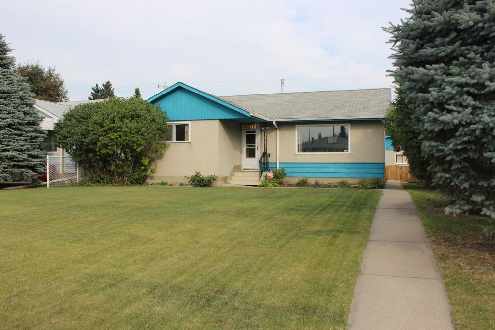 Main Photo: 13205 123 Street in Edmonton: Zone 01 House for sale : MLS® # E4082594