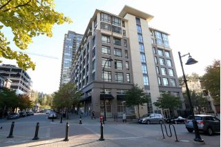 "Main Photo: 213 121 BREW Street in Port Moody: Port Moody Centre Condo for sale in ""SUTER BROOK"" : MLS® # R2220362"