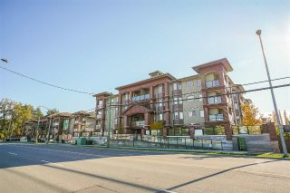 "Main Photo: 208 19730 56 Avenue in Langley: Langley City Condo for sale in ""MADISON PLACE"" : MLS®# R2222200"