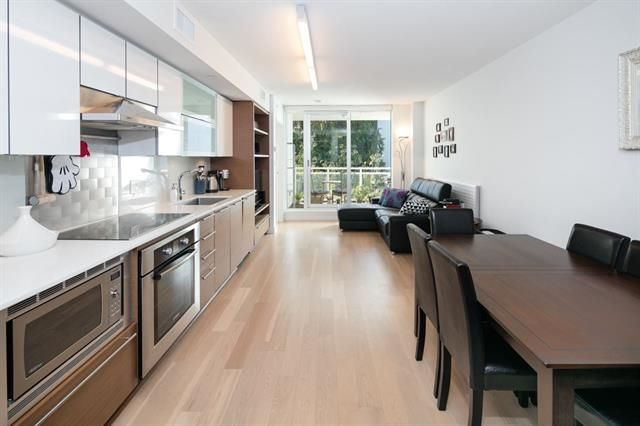 "Main Photo: 211 1635 W 3RD Avenue in Vancouver: False Creek Condo for sale in ""THE LUMEN"" (Vancouver West)  : MLS® # R2230902"