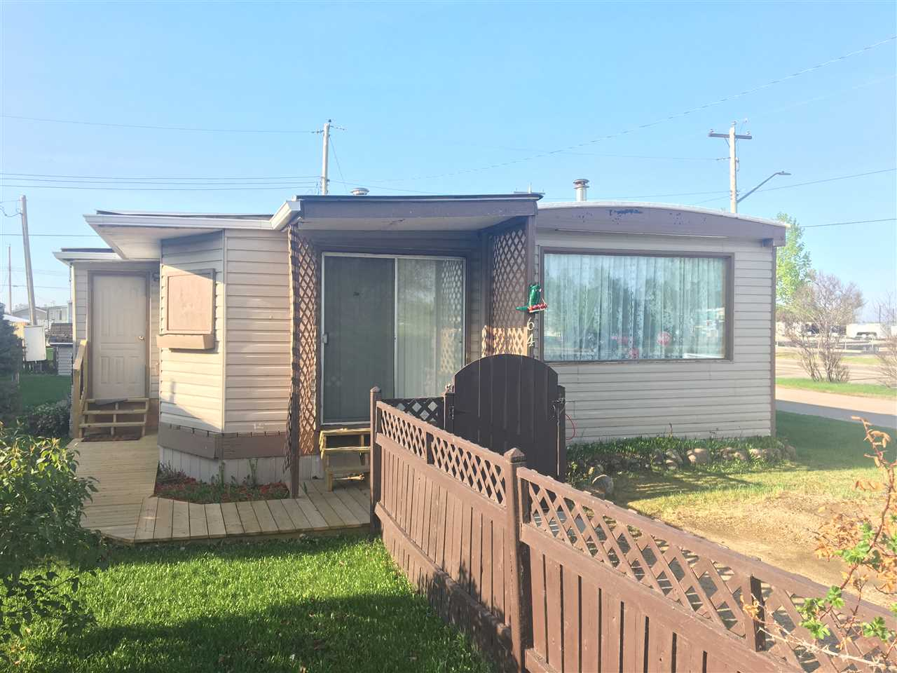 Main Photo: : Westlock Mobile for sale : MLS®# E4112559