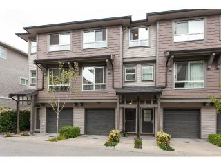 "Main Photo: 119 2729 158 Street in Surrey: Grandview Surrey Townhouse for sale in ""Kaleden"" (South Surrey White Rock)  : MLS®# R2295548"