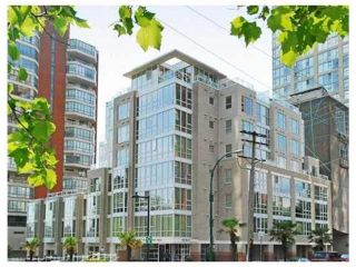 Main Photo: 408 910 BEACH Avenue in Vancouver: Yaletown Condo for sale (Vancouver West)  : MLS®# R2322382