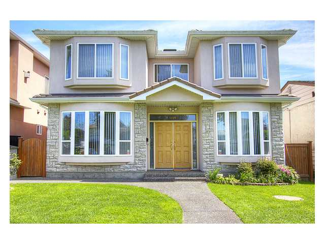 Main Photo: 6820 FLEMING Street in Vancouver: Knight House for sale (Vancouver East)  : MLS®# V889832