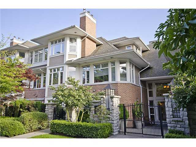 "Photo 1: 218 3188 W 41ST Avenue in Vancouver: Kerrisdale Condo for sale in ""Lanesborough"" (Vancouver West)  : MLS(r) # V906139"