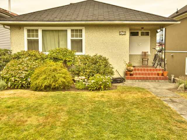 Main Photo: 573 E 29th in Vancouver: House for sale : MLS® # V970474
