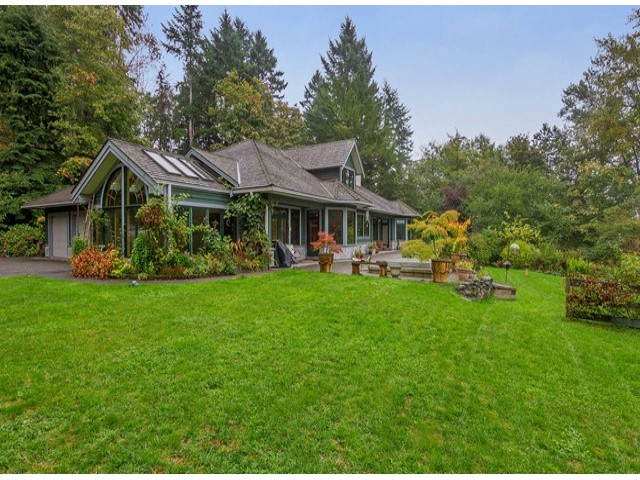 "Main Photo: 13969 TRITES Road in Surrey: Panorama Ridge House for sale in ""PANORAMA RIDGE"" : MLS® # F1428454"
