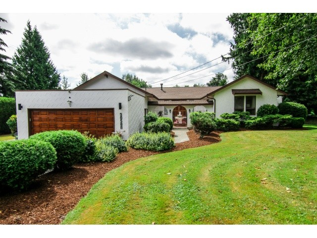 "Main Photo: 20588 73A Avenue in Langley: Willoughby Heights House for sale in ""WILLOUGHBY HEIGHTS"" : MLS® # F1428580"