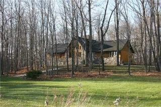 Main Photo: 426219 25th Sideroad Sdrd in Mono: Rural Mono House (Bungaloft) for sale : MLS®# X3192141