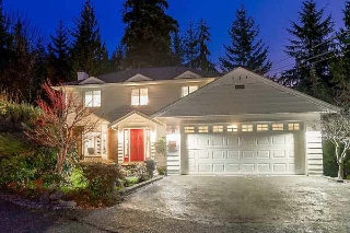 Main Photo: 4440 REGENCY Place in WEST VANC: Caulfeild House for sale (West Vancouver)  : MLS(r) # V1125213