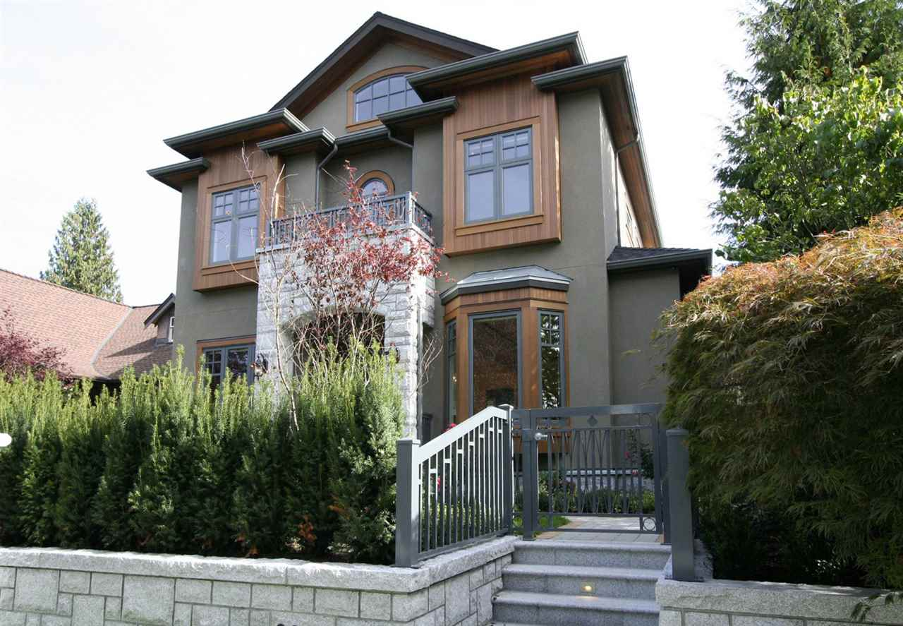 Main Photo: 6676 MAPLE Street in Vancouver: Kerrisdale House for sale (Vancouver West)  : MLS® # V1136585