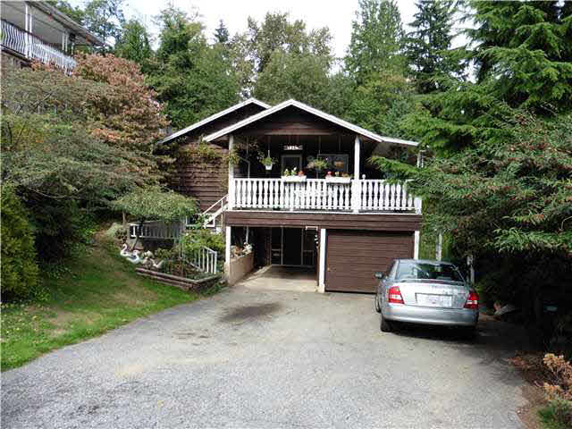 Main Photo: 1924 CLARKE Street in PORT MOODY: College Park PM House for sale (Port Moody)  : MLS® # V1143019