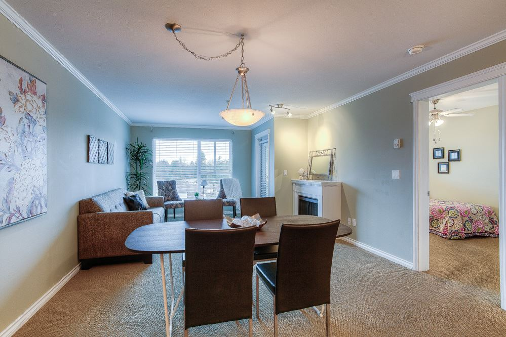 "Photo 4: 410 22255 122 Avenue in Maple Ridge: West Central Condo for sale in ""MAGNOLIA GATE"" : MLS® # R2034091"