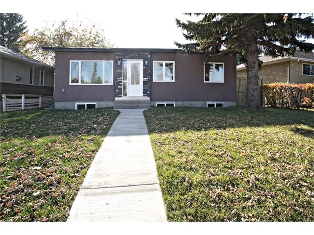 Main Photo: 4319 5 Avenue SW in Calgary: Wildwood House for sale : MLS(r) # C4066170