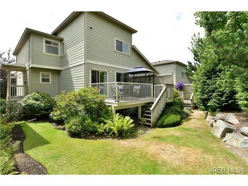 Photo 2: 24 127 Aldersmith Place in VICTORIA: VR Glentana Townhouse for sale (View Royal)  : MLS(r) # 368134