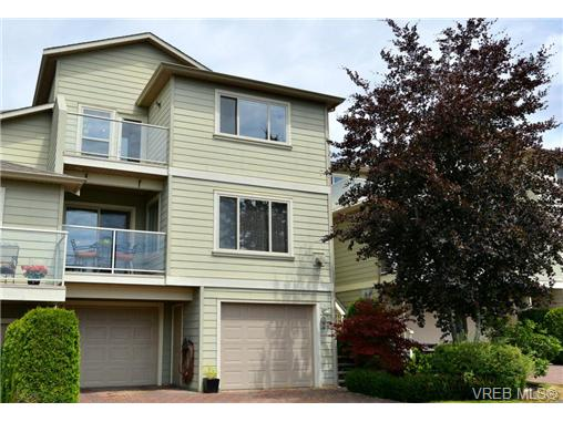 Main Photo: 24 127 Aldersmith Place in VICTORIA: VR Glentana Townhouse for sale (View Royal)  : MLS(r) # 368134