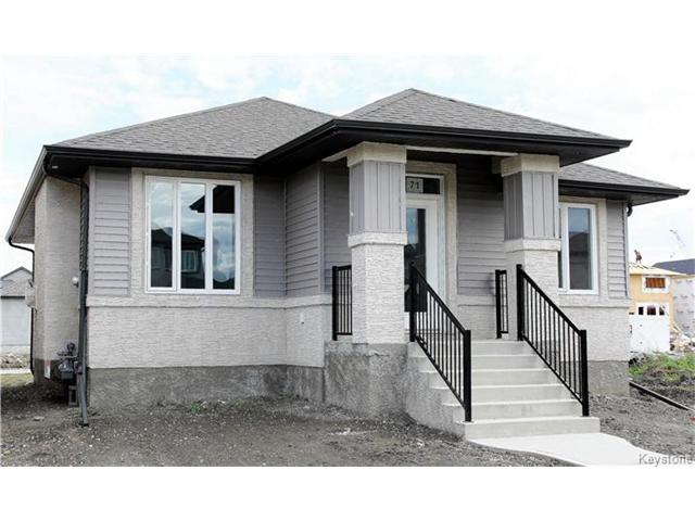Main Photo: 71 Goodfellow Way in Winnipeg: Devonshire Village Residential for sale (3K)  : MLS® # 1701228