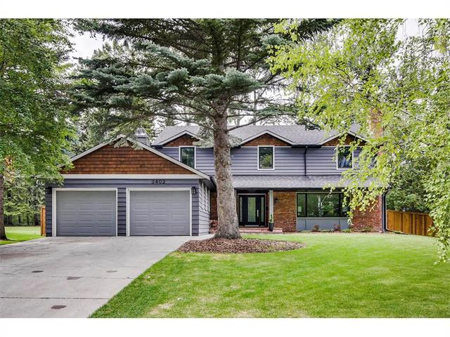 Main Photo: 3402 LIDDEL Court SW in Calgary: Lakeview House for sale : MLS® # C4096313