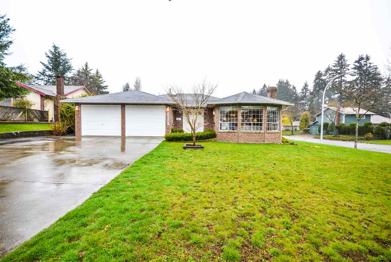 Main Photo: 15281 21B Avenue in Surrey: King George Corridor House for sale (South Surrey White Rock)  : MLS® # R2150911