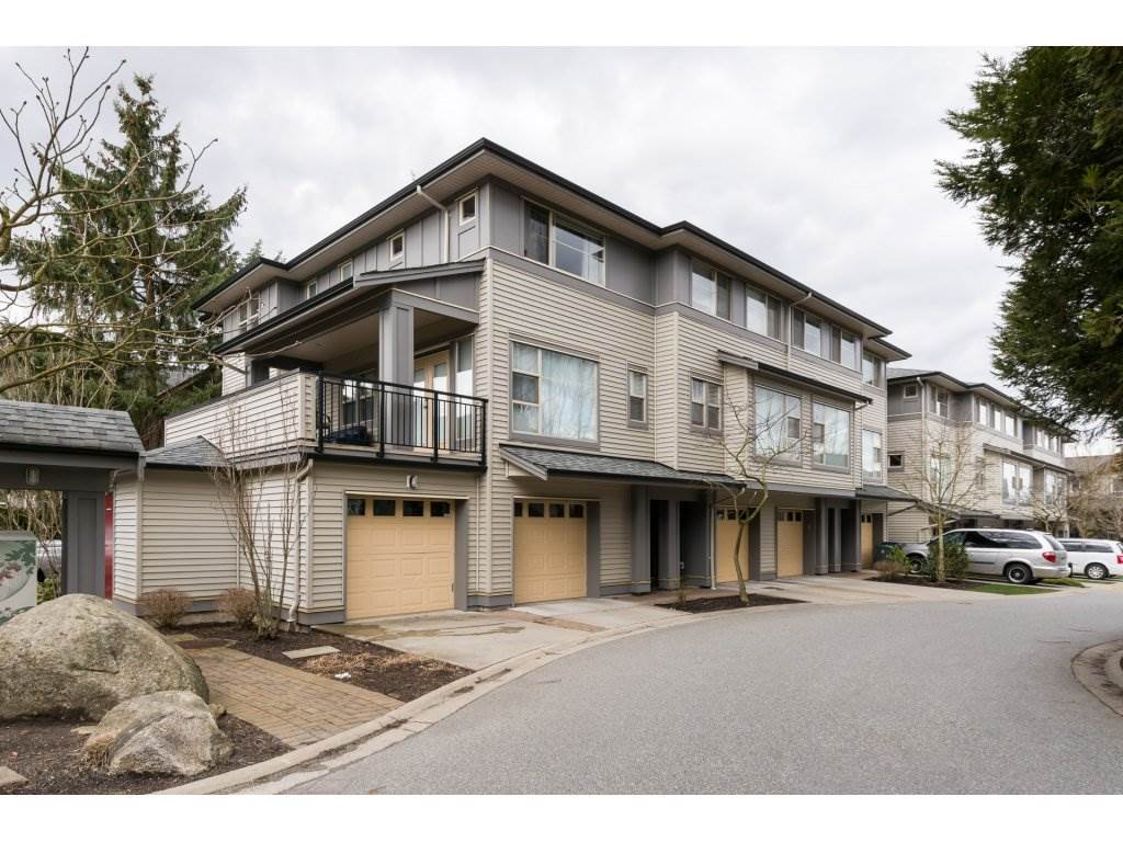 "Main Photo: 13 6033 168 Street in Surrey: Cloverdale BC Townhouse for sale in ""CHESTNUT"" (Cloverdale)  : MLS®# R2151186"
