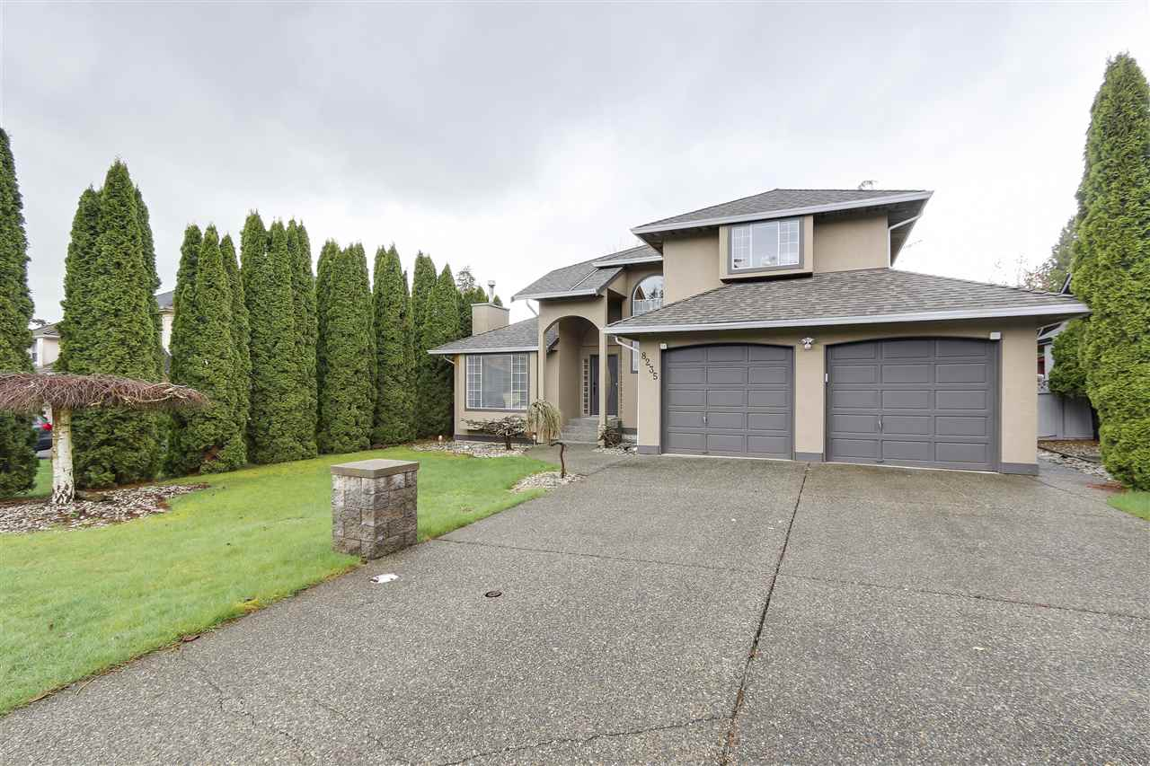 "Main Photo: 8235 149 Street in Surrey: Bear Creek Green Timbers House for sale in ""SHAUGHNESSY ESTATES"" : MLS® # R2153817"